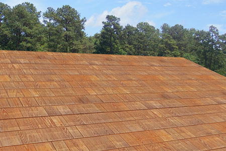 Shingles Wood Fire Resistant